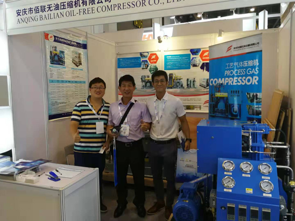 IG China 2019 Bailian Compressor Workshop 2